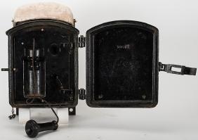 General Electric Cast Iron Mine Telephone.
