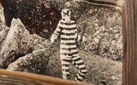 Mutoscope Reel. Charlie Chaplin in The Adventurer.