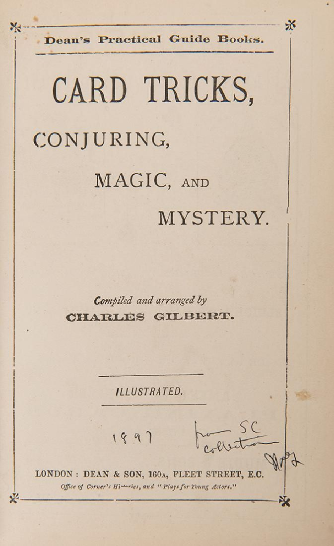 Card Tricks, Conjuring, Magic and Mystery.