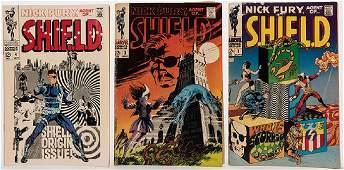 Nick Fury Agent of SHIELD  Strange Tales Lot