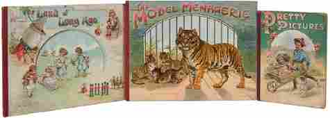 [Pop-Up] Trio of Ernest Nister Picture Books