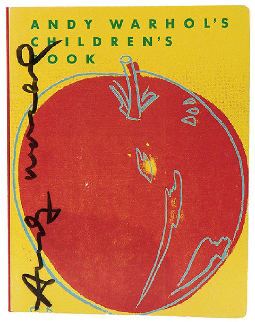 Warhol, Andy. Andy Warhol's Children's Book.