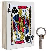 Clockwork Card Rise