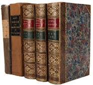 Hone William Group of Five Volumes