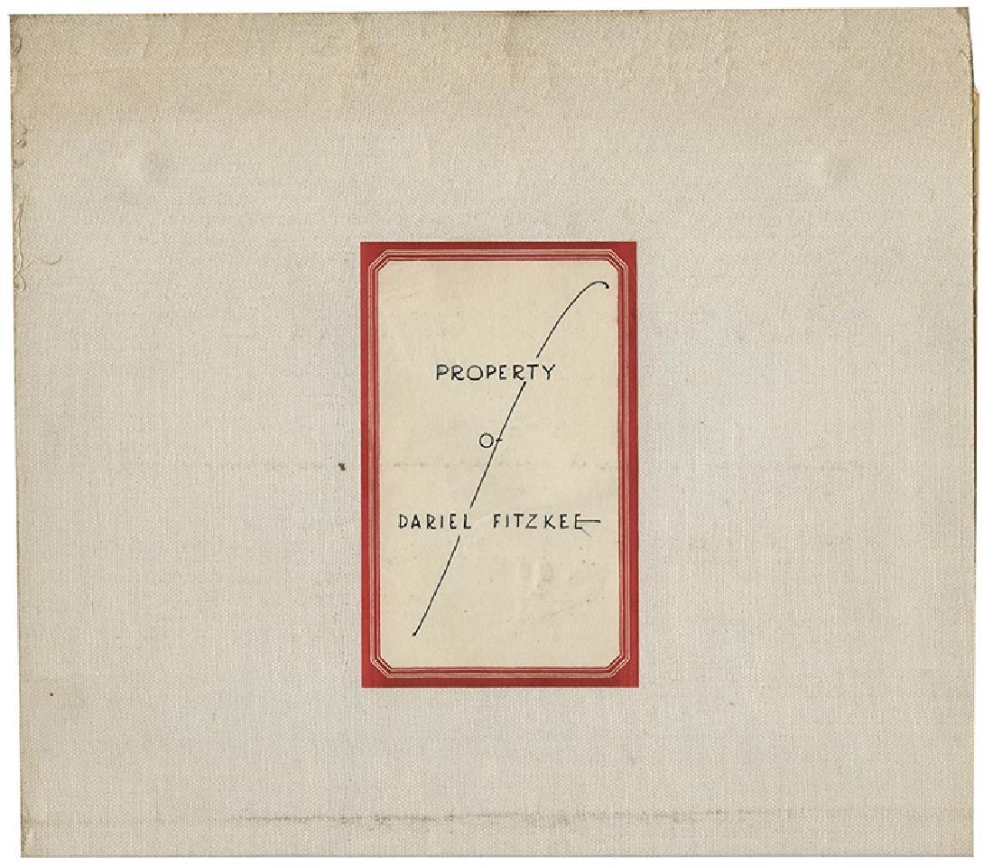 Ten Card Problems (The Twenty Dollar Manuscript).