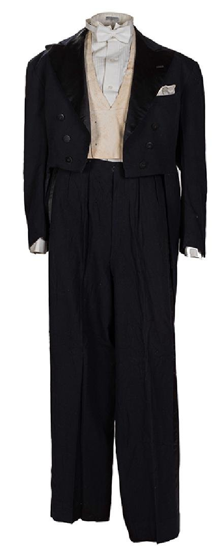 Harry Blackstone Sr.'s Performance-Worn Tailcoat.