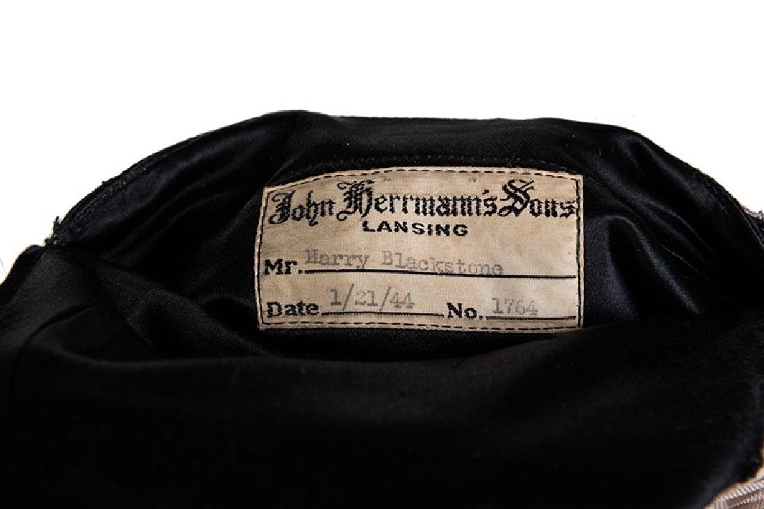 Harry Blackstone Sr.'s Performance-Worn Tailcoat. - 2