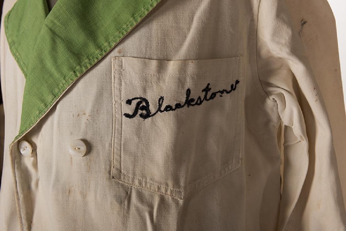 Blackstone Assistant's Coat. - 2