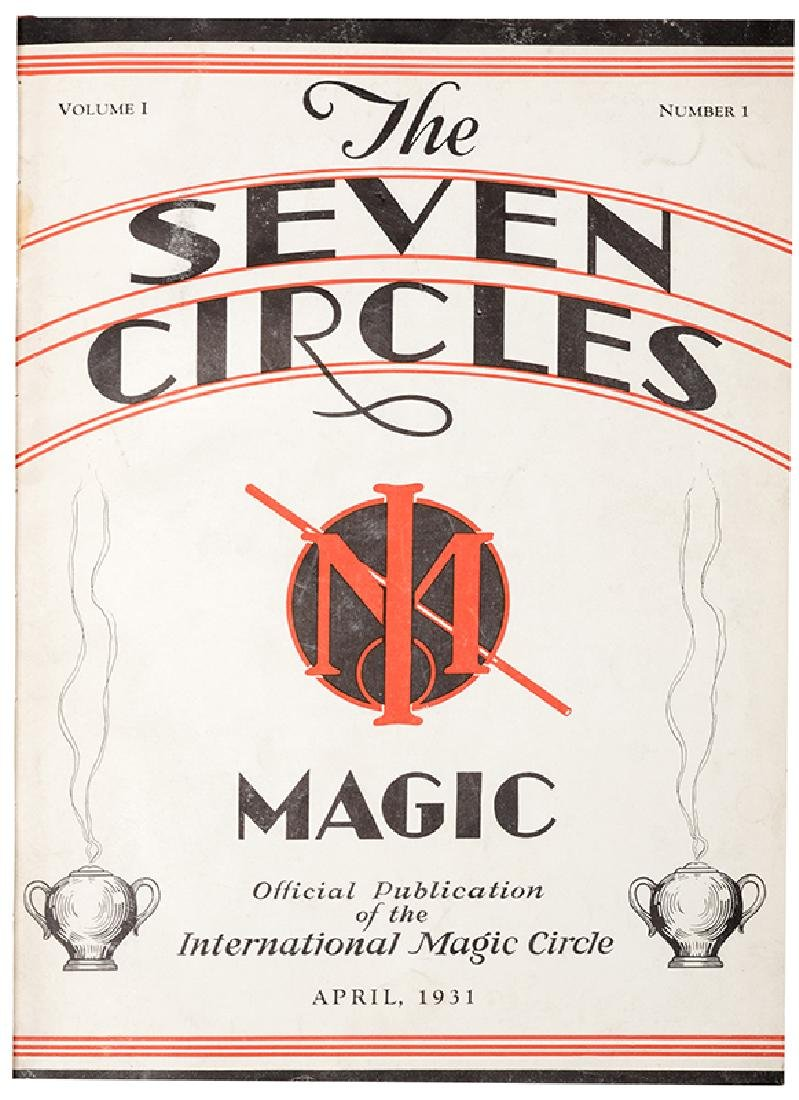 Seven Circles. - 2