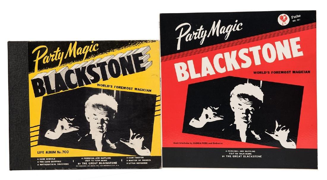 Party Magic. Blackstone.