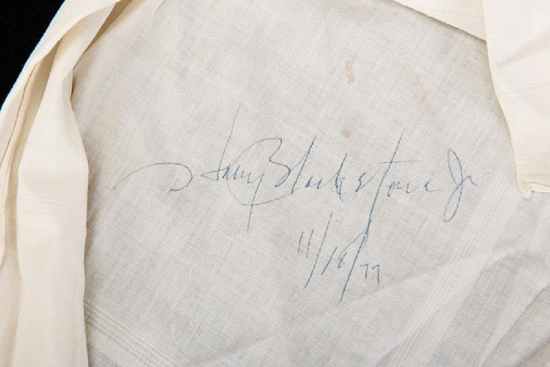 Harry Blackstone Jr. Signed Dancing Handkerchief. - 2
