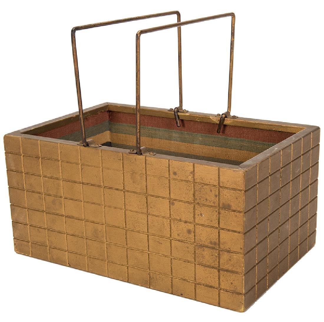 Billet Changing Basket.