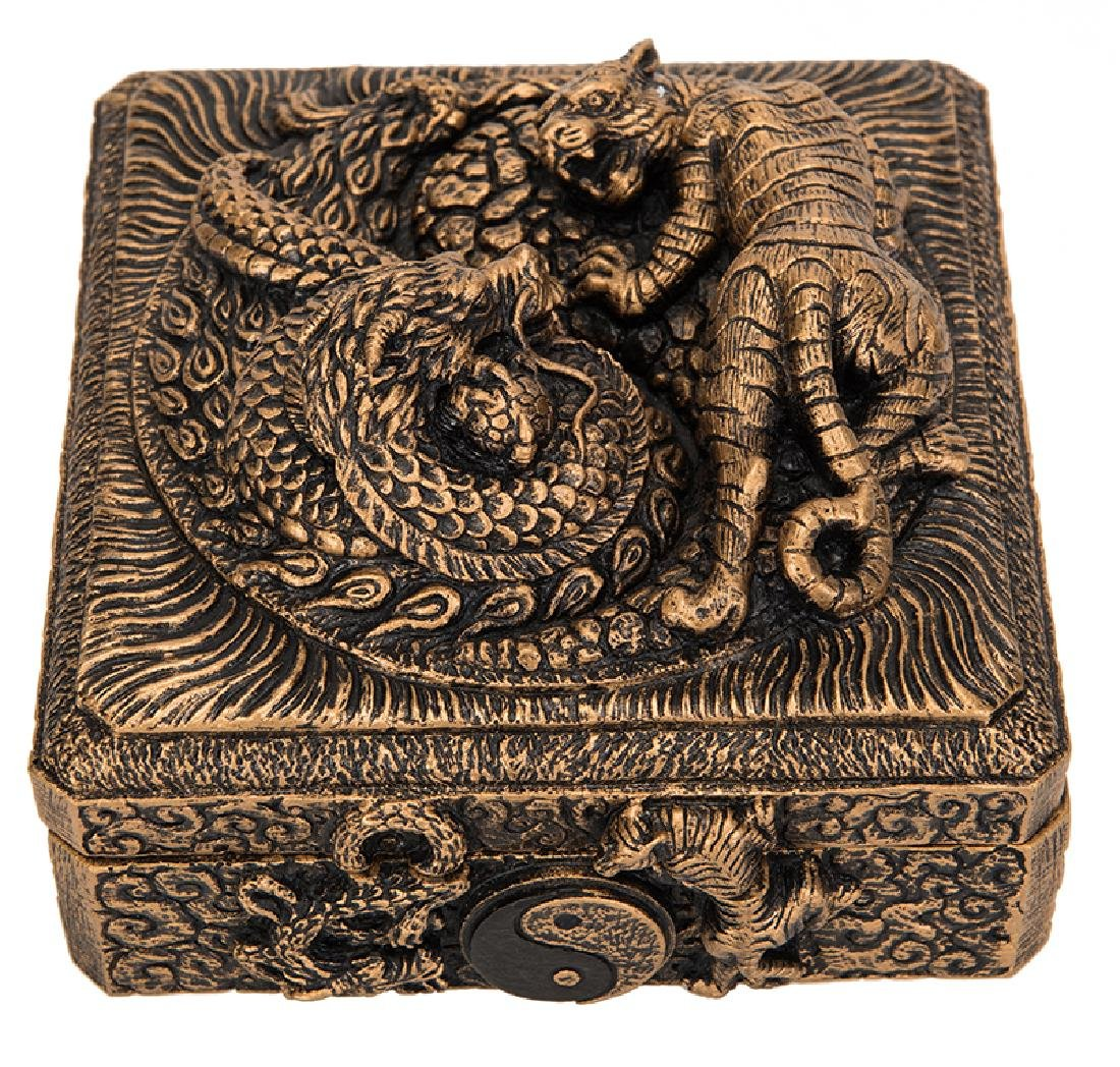 Tiger and Dragon Mystery.