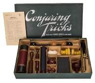 JWS  S Hokus Pokus Conjuring Tricks Magic Set