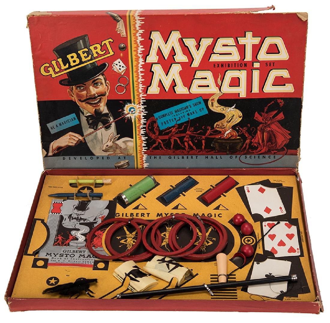 A.C. Gilbert Mysto Magic Set No. 2. - 2