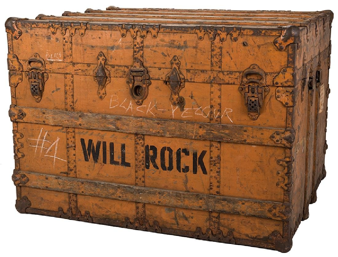 Will Rock / Thurston Show Theatrical Trunk.