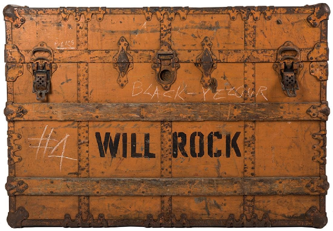 Will Rock / Thurston Show Theatrical Trunk. - 2