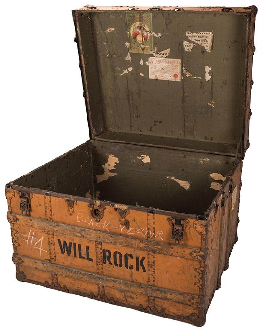 Will Rock / Thurston Show Theatrical Trunk. - 3