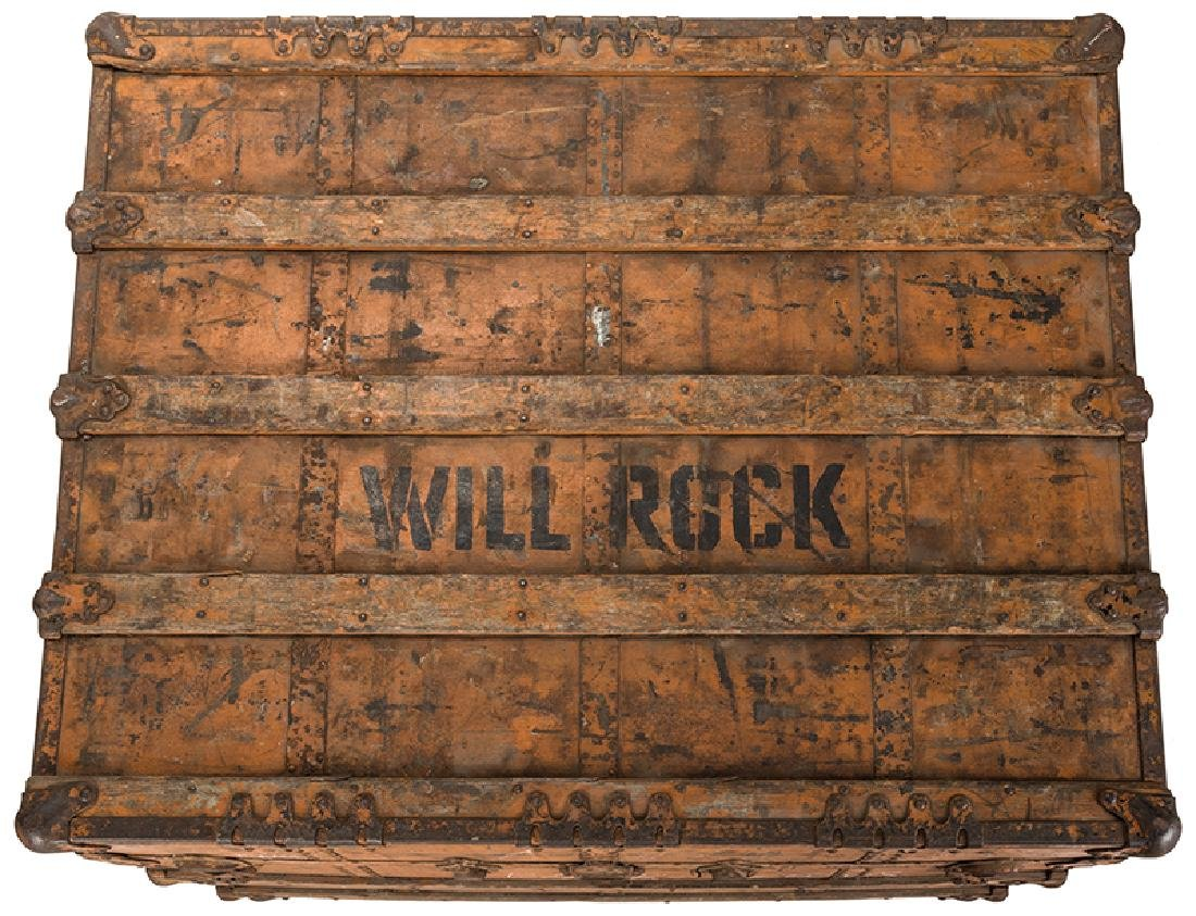 Will Rock / Thurston Show Theatrical Trunk. - 5