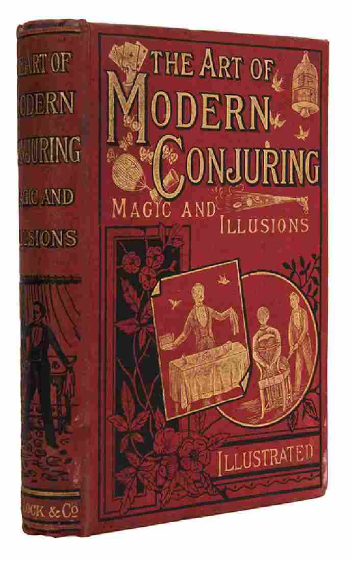 The Art of Modern Conjuring: Magic and Illusions.