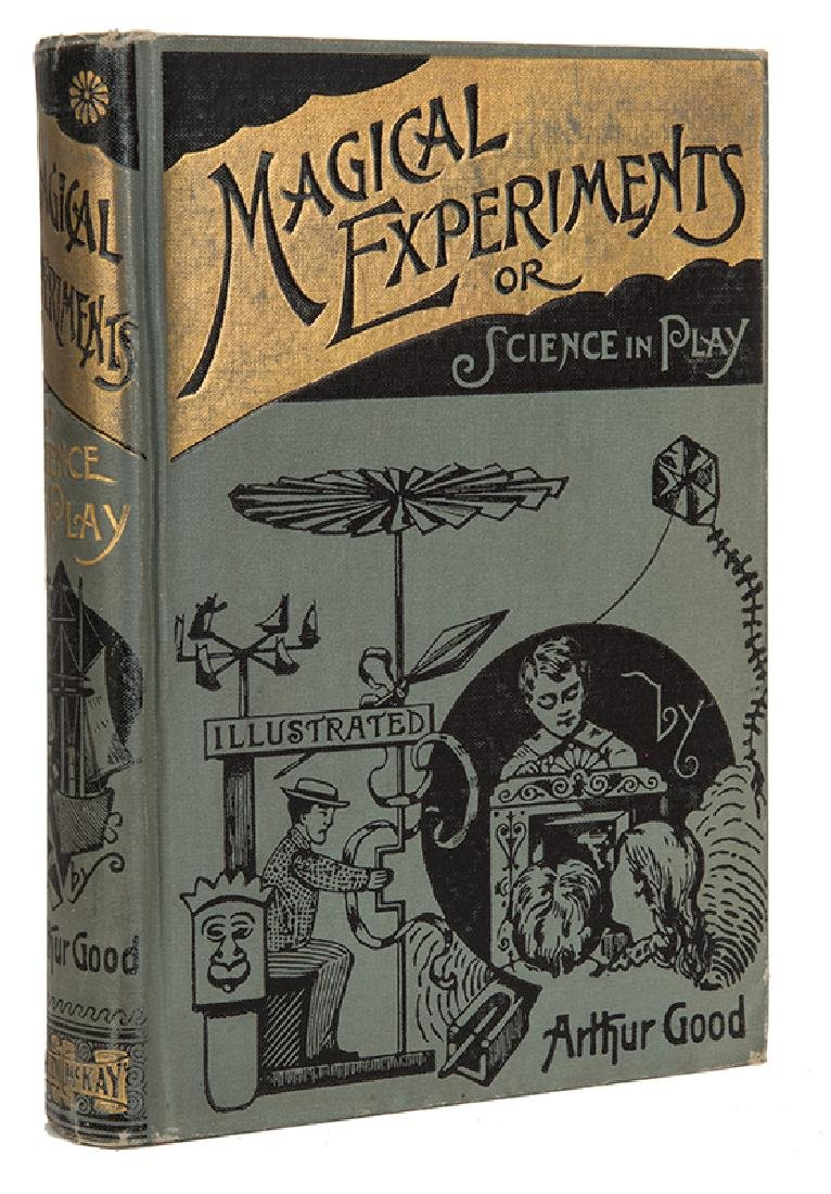 Magical Experiments, or Science in Play.