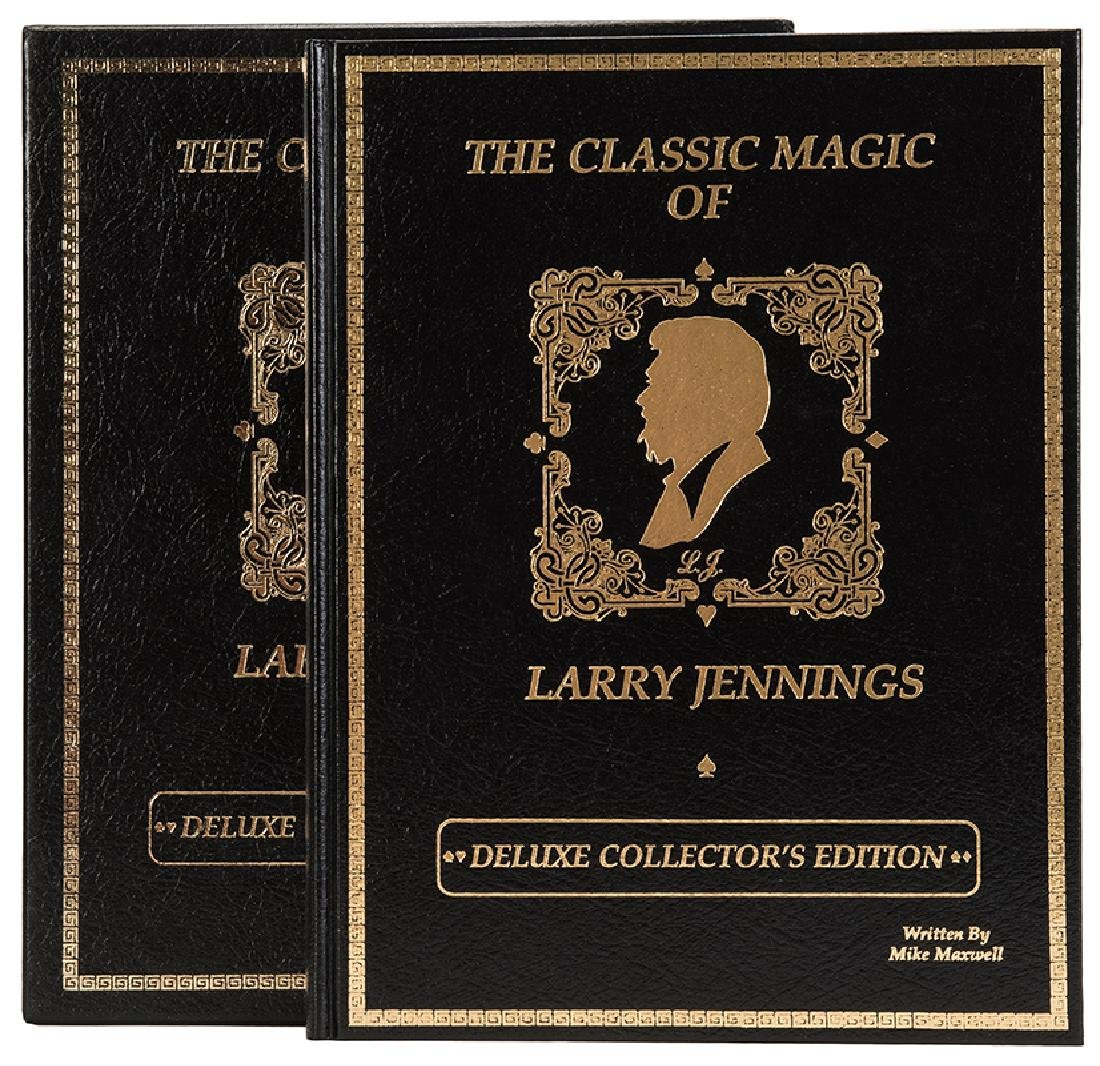 The Classic Magic of Larry Jennings.