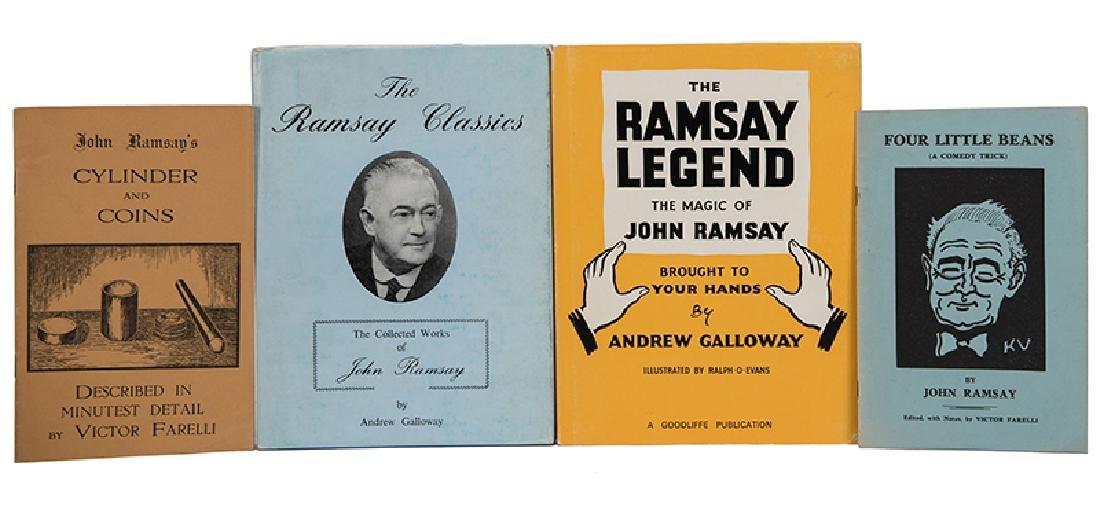 Four Volumes on the Magic of John Ramsay.