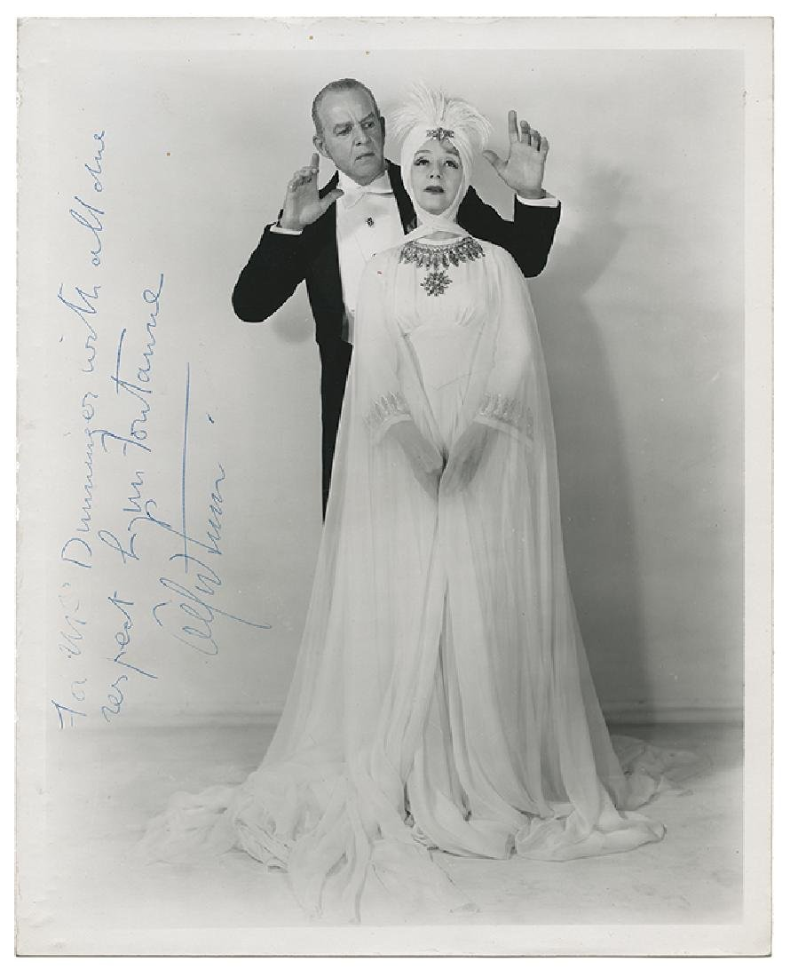 Group of Photos of Magicians Signed to Chrystal