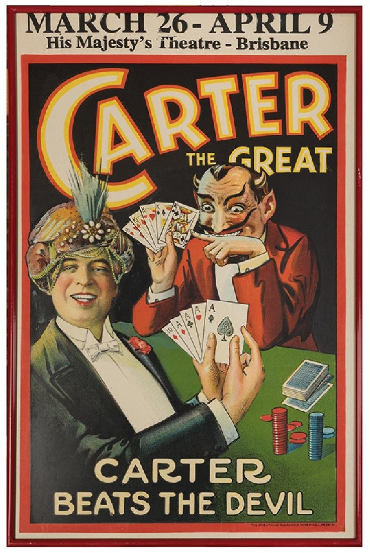 Carter Beats the Devil.