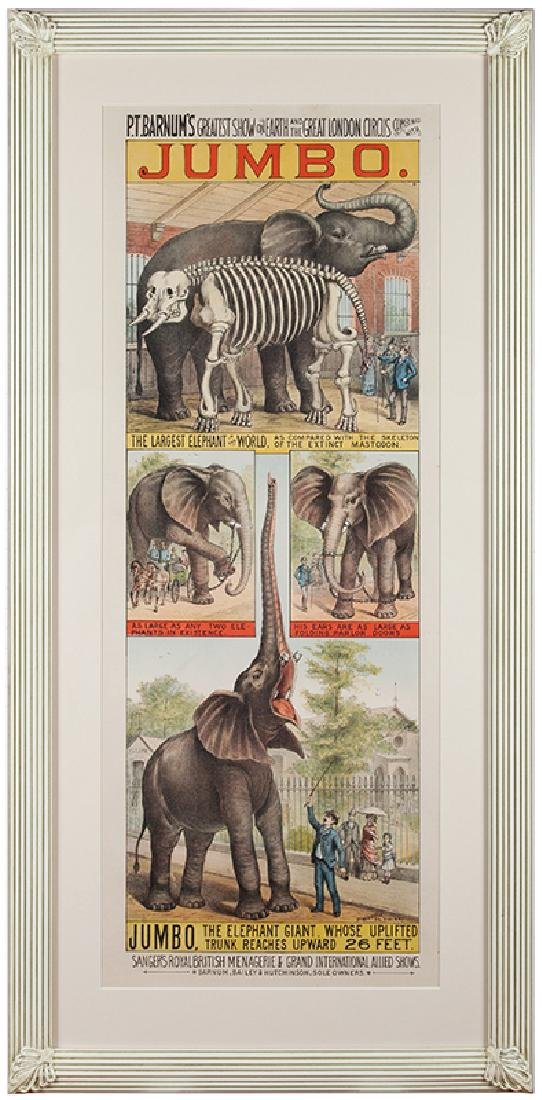 P.T. Barnum's Greatest Show on Earth and the Great