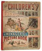The Children's Circus and Menagerie Picture Book.