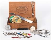 Cardini's Portable Reel Repair Kit.