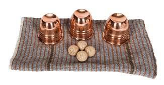 Danny Dews Copper Paul Fox Cups