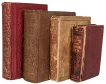 Four Antiquarian Boy's Books on Conjuring and