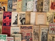 Lot of Over 25 Vintage Pulps on Magic and Conjuring