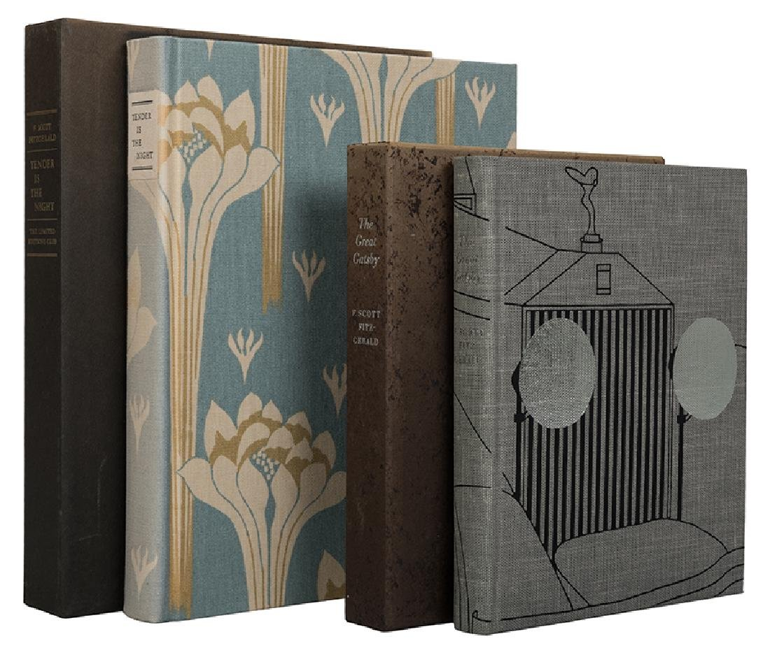 Two Volumes by F. Scott Fitzgerald by The Limited