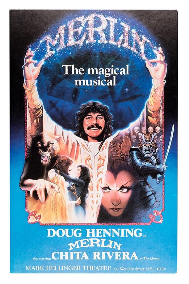The Magic Show / Merlin the Magical Musical Window