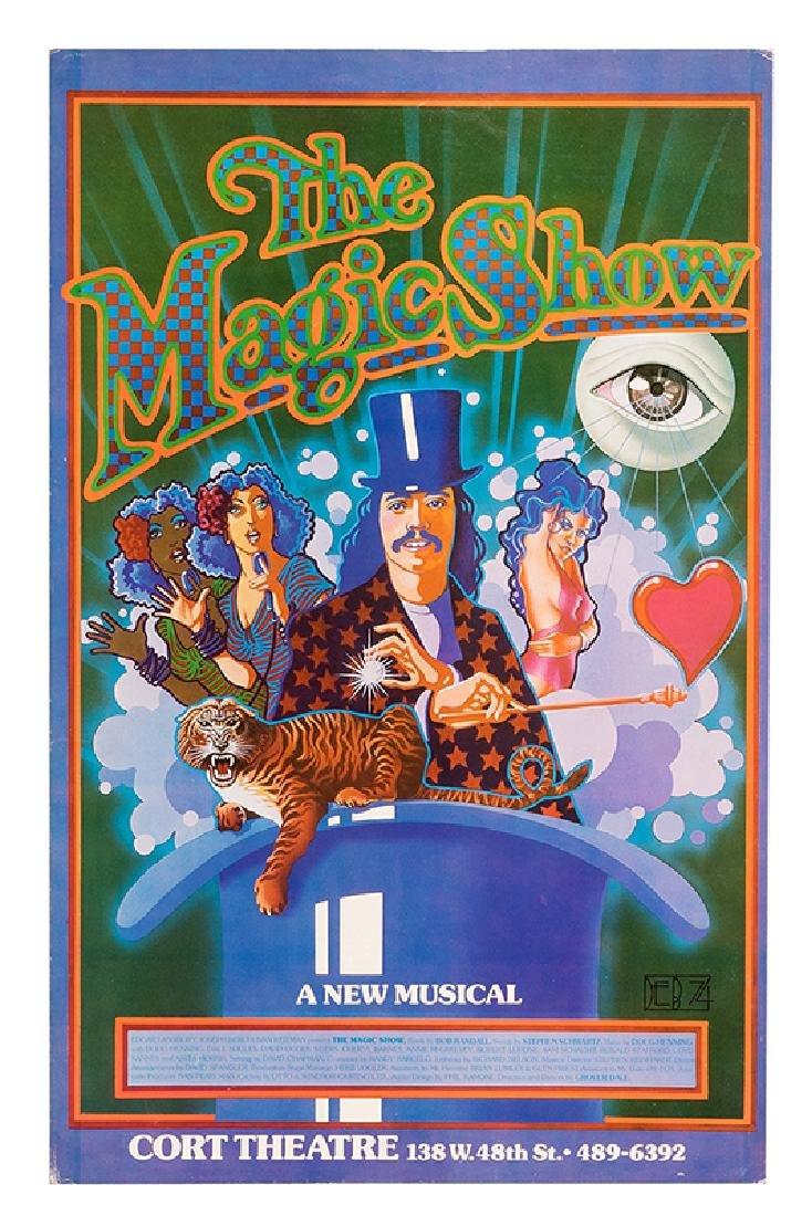 The Magic Show / Merlin the Magical Musical Window - 2