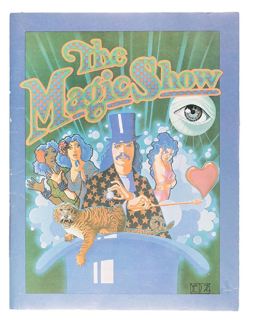The Magic Show / Merlin the Magical Musical Window - 3