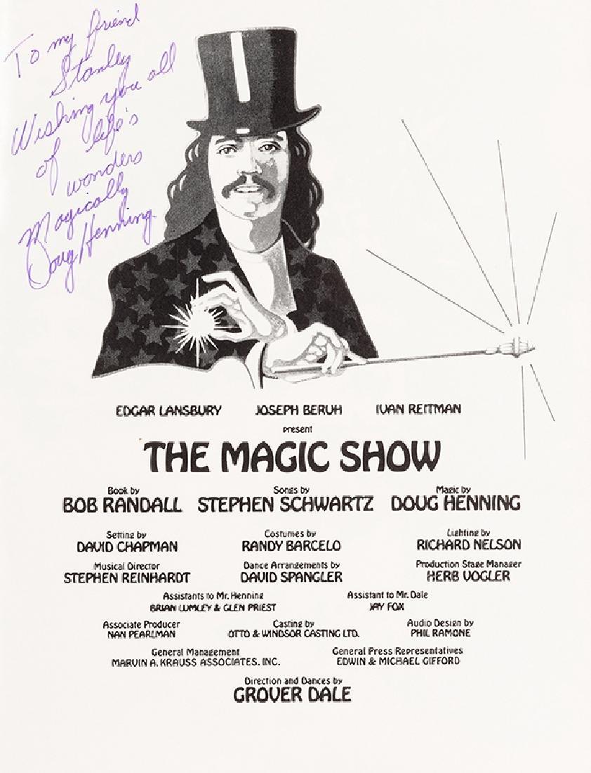 The Magic Show / Merlin the Magical Musical Window - 4
