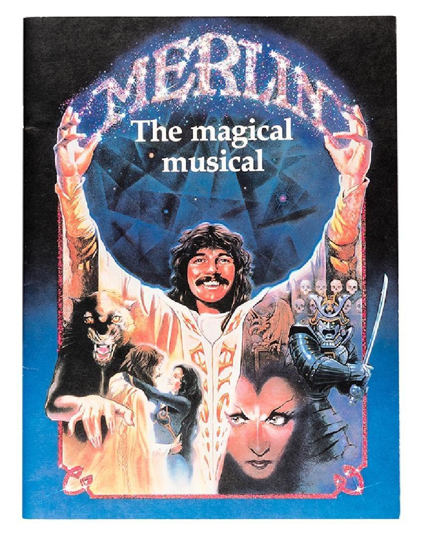 The Magic Show / Merlin the Magical Musical Window - 5