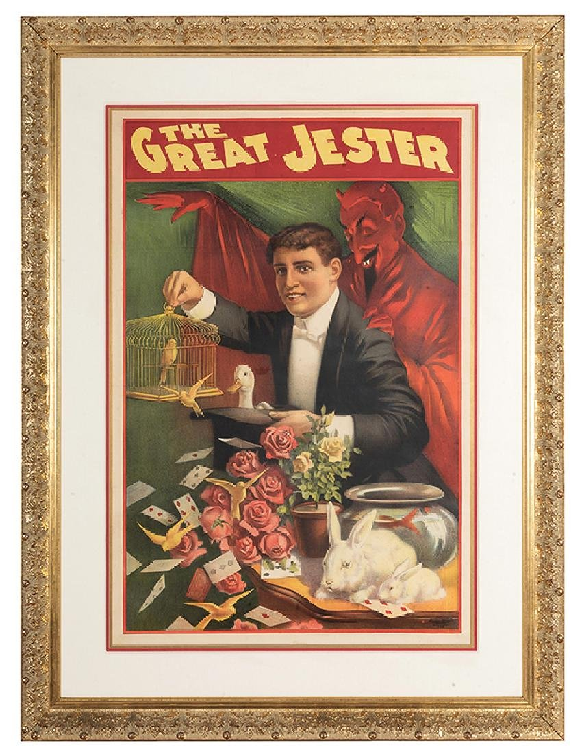 The Great Jester.