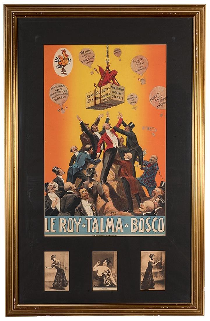 LeRoy Talma Bosco. Servais LeRoy Co.