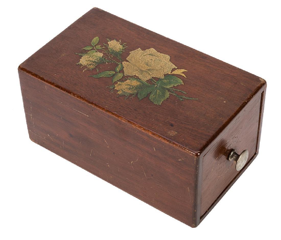 Drawer Box.