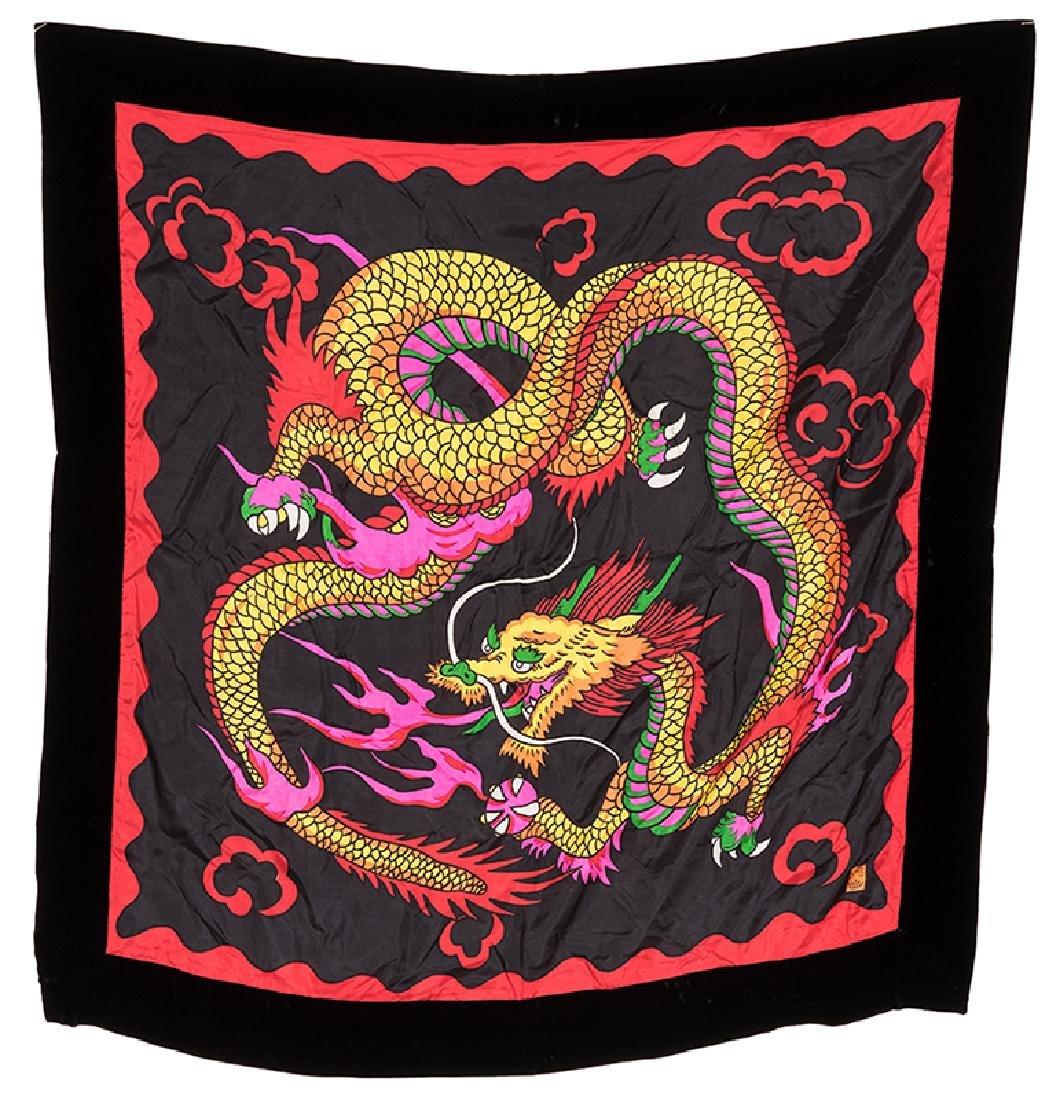 Pair of Silk King Studios Magic Dragon Silks.