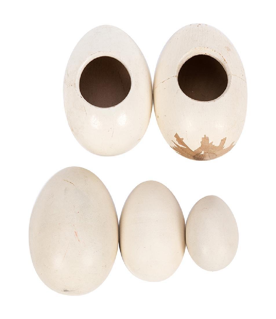 Diminishing Egg.
