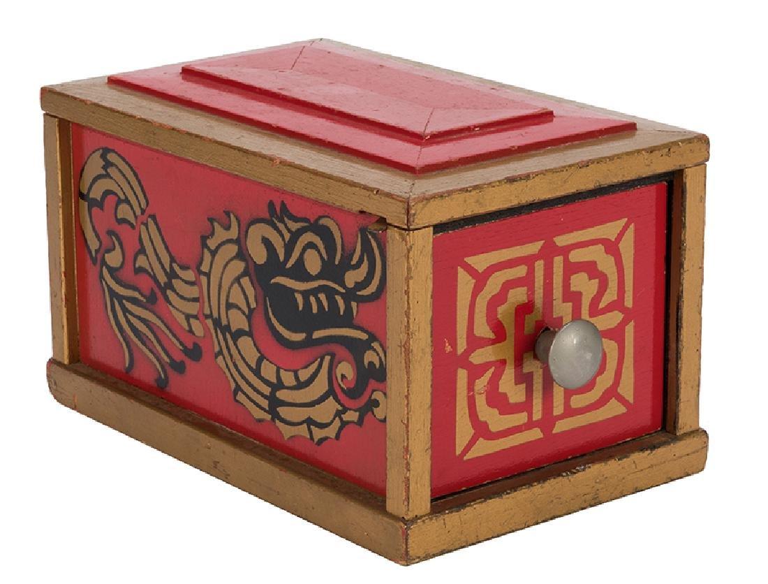 Joss House Drawer Box.