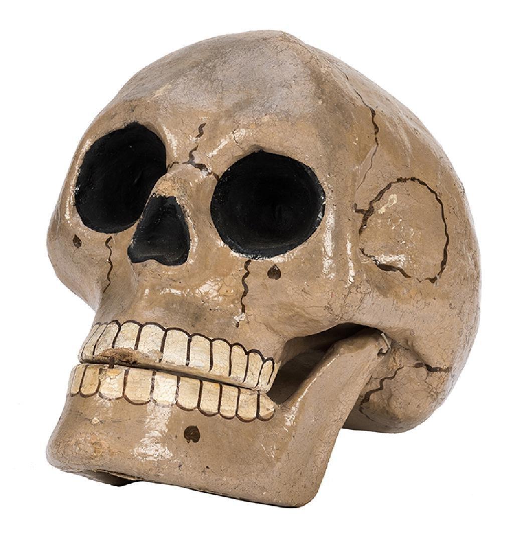 Talking Skull.