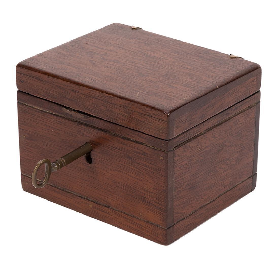 Watch Box (Stillwell – Rattling).