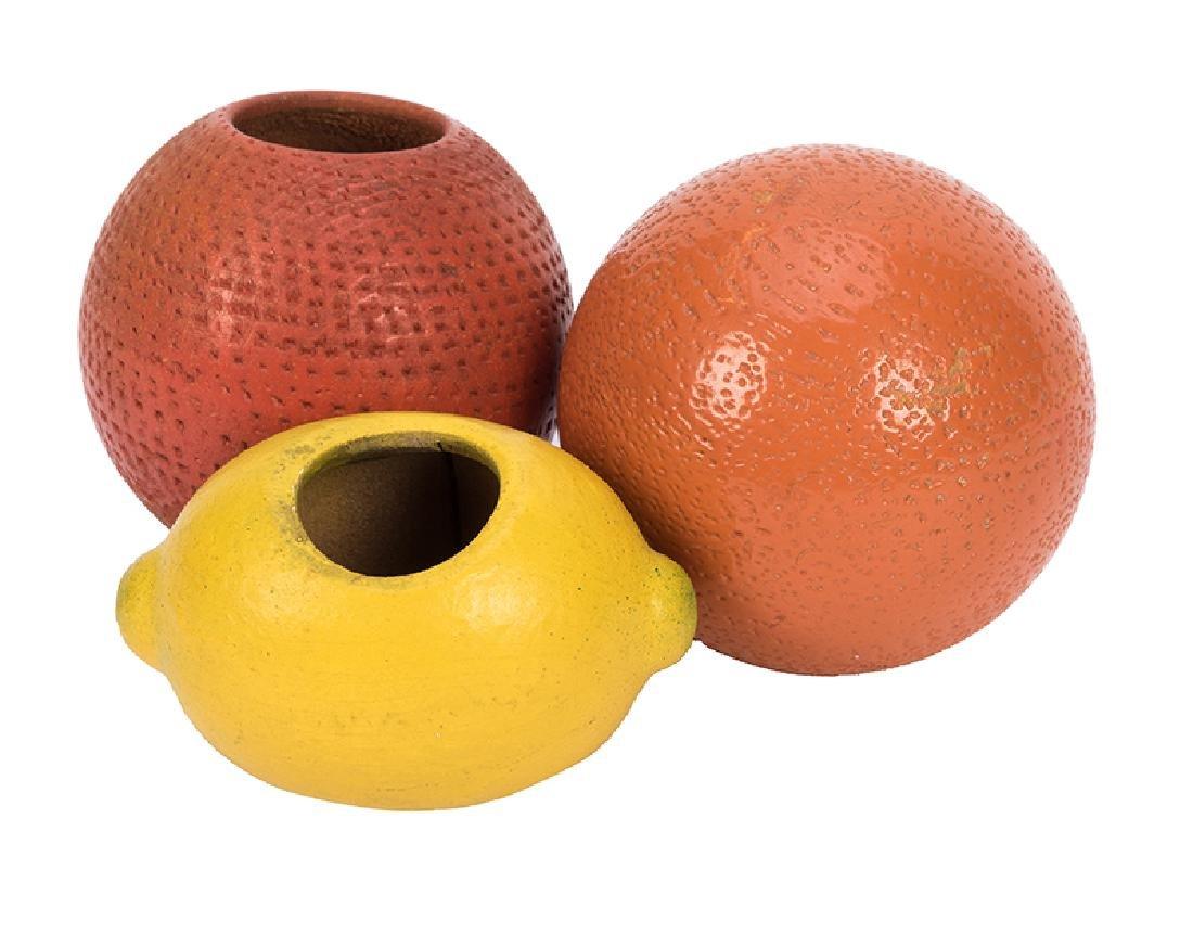 Thayer-Made Orange and Lemon Tricks.